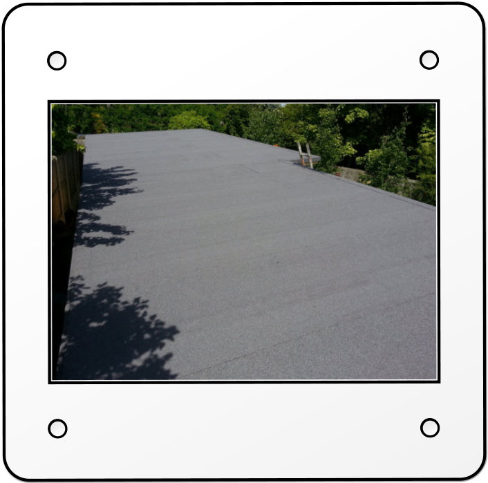 Torch On Flat Roofing